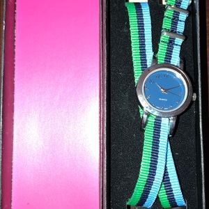 Cute watch from Avon.  New in box double strap